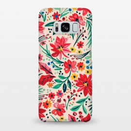 Galaxy S8+  Holidayflowers by Susanna Nousiainen