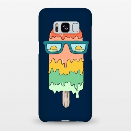 Galaxy S8+  Hot ice Cream  by Coffee Man