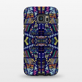 Galaxy S7 EDGE  Tribal II by Susanna Nousiainen