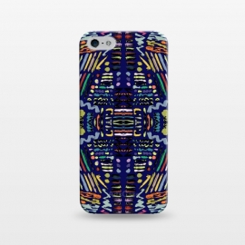 iPhone 5/5E/5s  Tribal II by Susanna Nousiainen