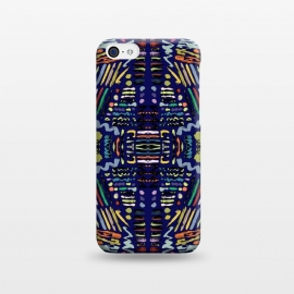 iPhone 5C  Tribal II by Susanna Nousiainen