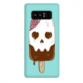 Galaxy Note 8  Skull Ice Cream by Coffee Man