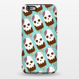 iPhone 6/6s plus  Skull Ice Cream Pattern by Coffee Man