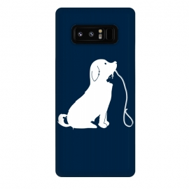 Galaxy Note 8  Animals by Coffee Man (dog,cat,bird,mouse,animal,animals,pet,pets,cute,adorable,negative space,creative,puppy)