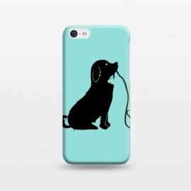 iPhone 5C  Animals green by Coffee Man