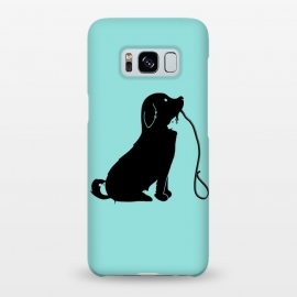 Galaxy S8+  Animals green by Coffee Man