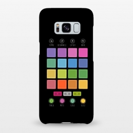 Galaxy S8+  Dj Electronic Music Mixer by Dellán (edm,electronic dance music,electronica,dj,deejay,trance,rave,gamer,hi tech,techno music)