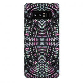 Galaxy Note 8  Tribal III by Susanna Nousiainen