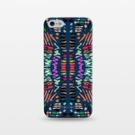 iPhone 5/5E/5s  Tribal 5 by Susanna Nousiainen