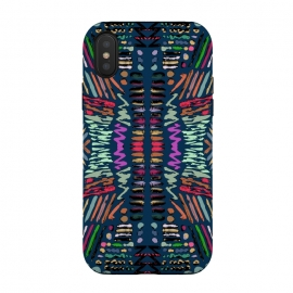 iPhone X  Tribal 5 by Susanna Nousiainen (geo,geometric,tribal vibes,tribal)