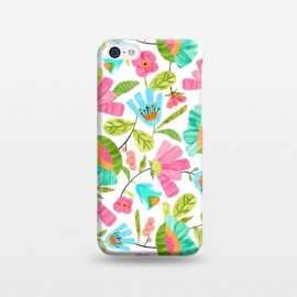 iPhone 5C  Cut Flowers by Heather Dutton