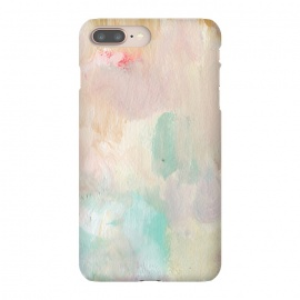 iPhone 8/7 plus  Pastel Acrylic by Susanna Nousiainen (paint,panited,abstract,acrylic,wall-art)