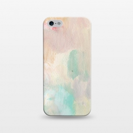 iPhone 5/5E/5s  Pastel Acrylic by Susanna Nousiainen