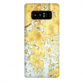 Galaxy Note 8  Gold by Uma Prabhakar Gokhale