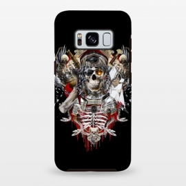 Galaxy S8 plus  Pirate Skull by  (pirates,skulls,digitalart,design)