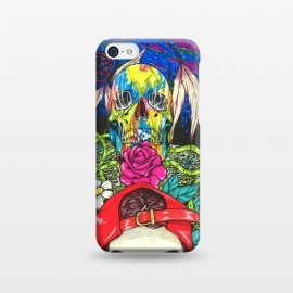 iPhone 5C  My beautiful nightmare by Varo Lojo