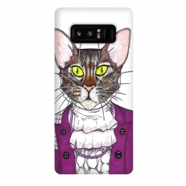 Galaxy Note 8  CatPrince by Varo Lojo