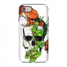 iPhone 8/7  Old Skull Butterfly by Varo Lojo
