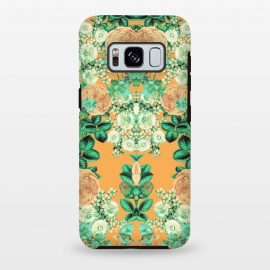 Galaxy S8+  Orange Spring Set by Zala Farah
