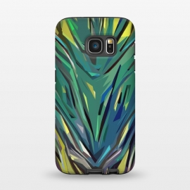 Galaxy S7  Polygonal Abstract by Dhruv Narelia