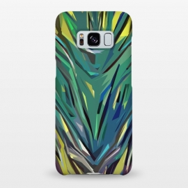 Galaxy S8+  Polygonal Abstract by Dhruv Narelia