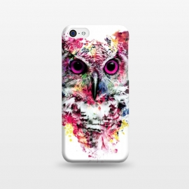iPhone 5C  Owl by Riza Peker
