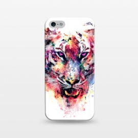 iPhone 5/5E/5s  Tiger by Riza Peker