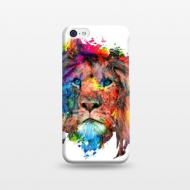 iPhone 5C  Lion by Riza Peker