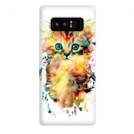 Galaxy Note 8  Kitten by Riza Peker