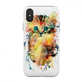 iPhone Xs / X  Kitten by