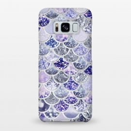 Galaxy S8+  Multicolor Purple & Violett Mermaid Scales by Utart