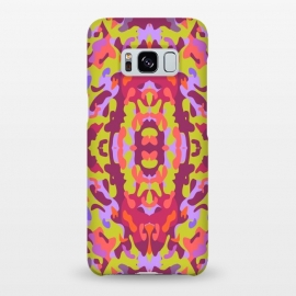 Galaxy S8+  Colorful pattern by Dhruv Narelia