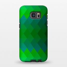 Galaxy S7 EDGE  Polygonal Pattern by Dhruv Narelia