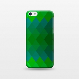 iPhone 5C  Polygonal Pattern by Dhruv Narelia