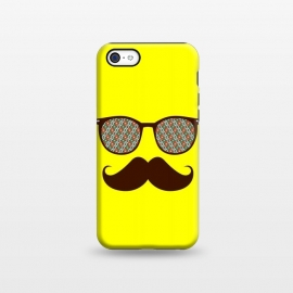 iPhone 5C  Hipster minimal by Dhruv Narelia