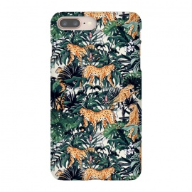 iPhone 8/7 plus  Cheetah in the wild jungle  by