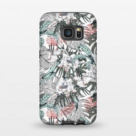 Galaxy S7  Tropical wild jungle paradise by Mmartabc