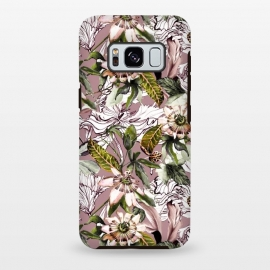 Galaxy S8 plus  Blooming winter garden 01 by