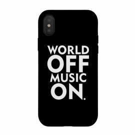 World Off Music On by Dhruv Narelia