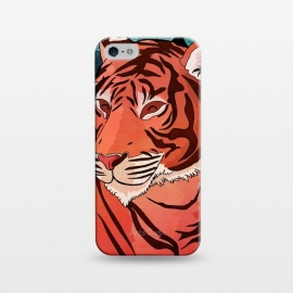 iPhone 5/5E/5s  Tiger in the jungle  by Steve Wade (Swade)