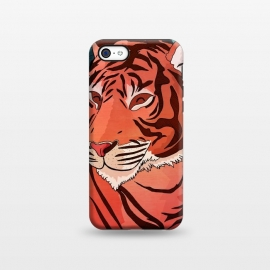 iPhone 5C  Tiger in the jungle  by Steve Wade (Swade)