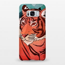 Galaxy S8+  Tiger in the jungle  by Steve Wade (Swade)