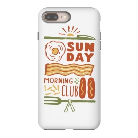 Morning Club by Tatak Waskitho (sausage,morning,breakfast,sun)