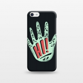 iPhone 5C  High Five by Tatak Waskitho