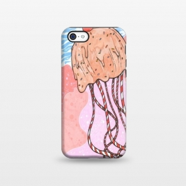 iPhone 5C  Jellyfish Candy by Varo Lojo