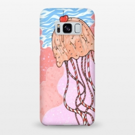 Galaxy S8+  Jellyfish Candy by Varo Lojo