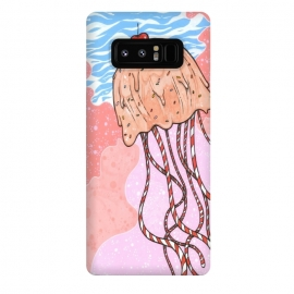Galaxy Note 8  Jellyfish Candy by