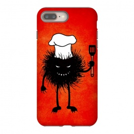 iPhone 8/7 plus  Evil Bug With Chef Hat Loves To Cook by Boriana Giormova