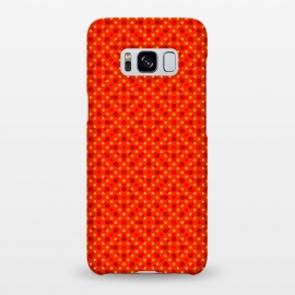 Galaxy S8+  Dots Ethnic Pattern by Dhruv Narelia