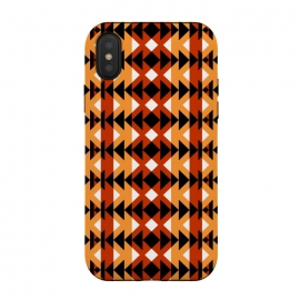 iPhone X  Tribal Pattern by Dhruv Narelia